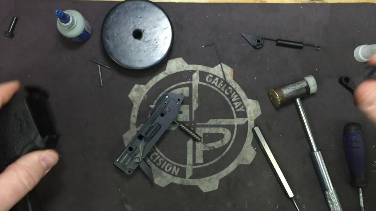 Asmund Short Stroke Trigger Installation