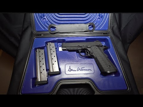 Dan Wesson TCP-Tactical Commander Pistol
