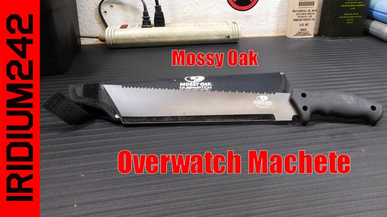Review: Mossy Oak Overwatch Machete