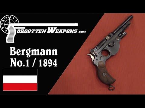 Bergmann No. 1 / 1894