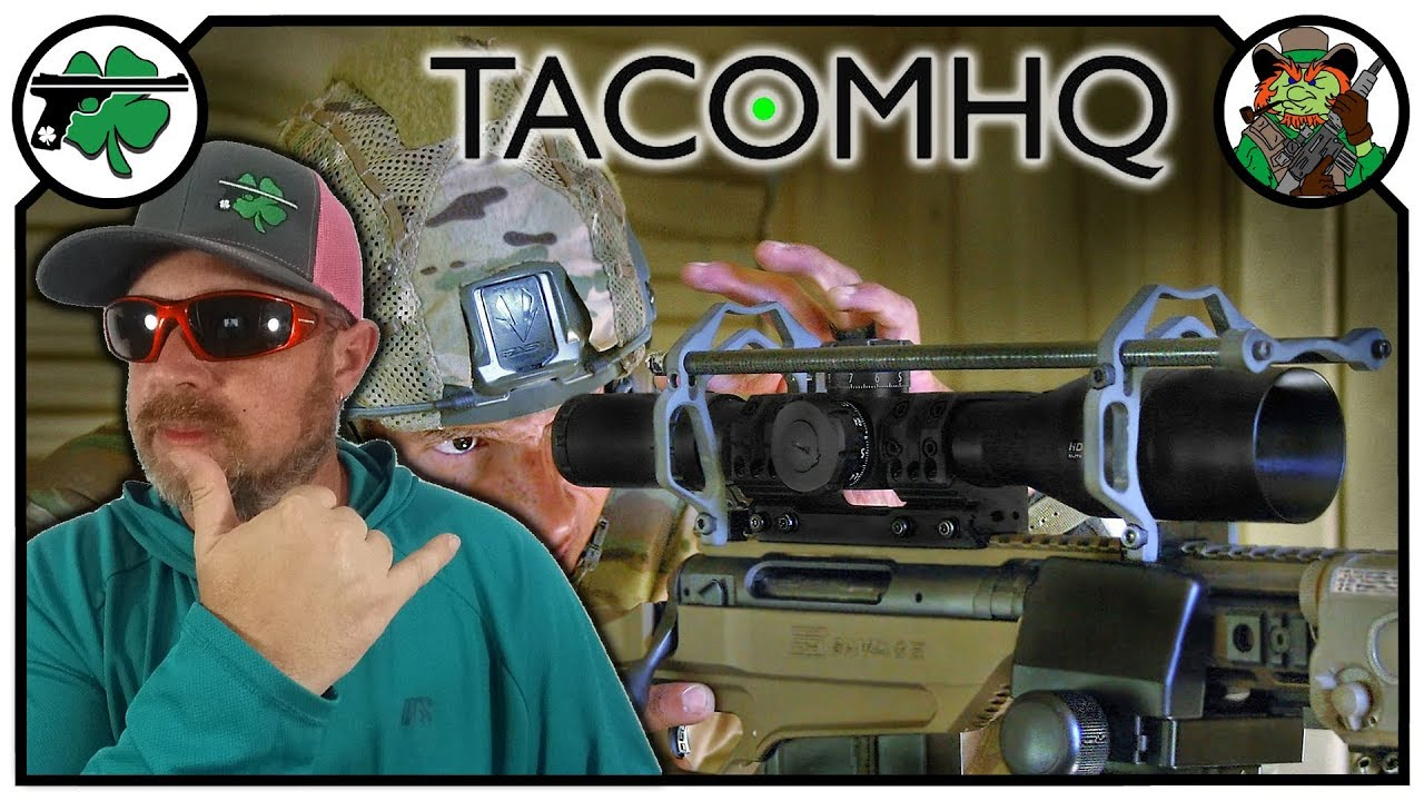 Extreme Long Range Optics With TACOMHQ