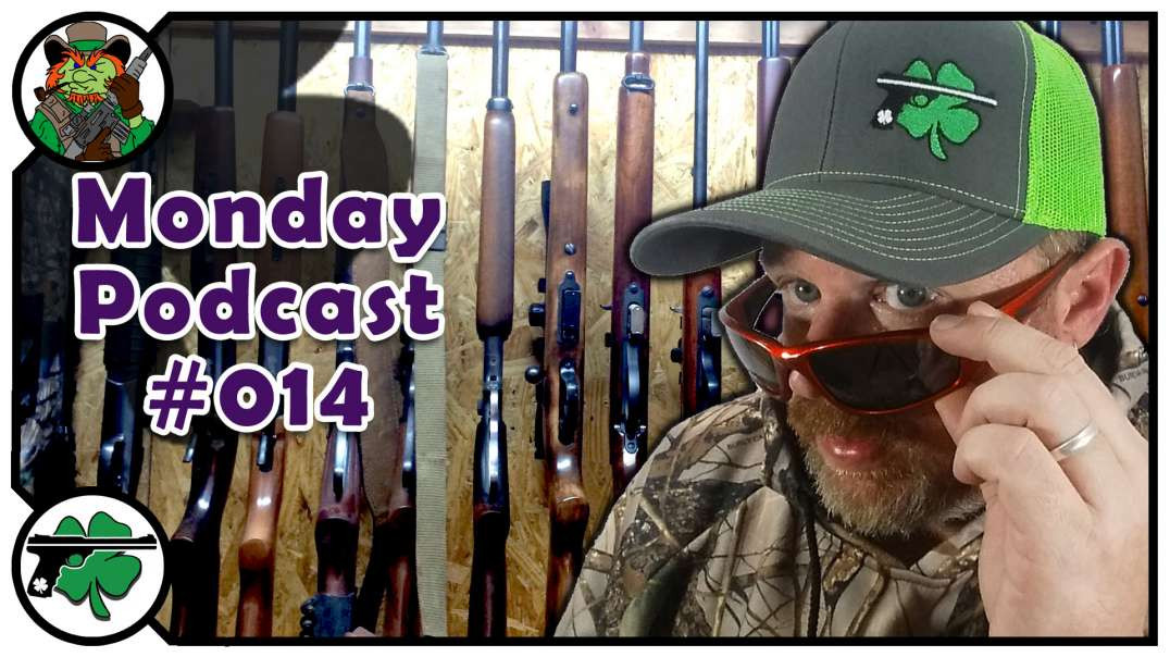 The Monday Podcast #014