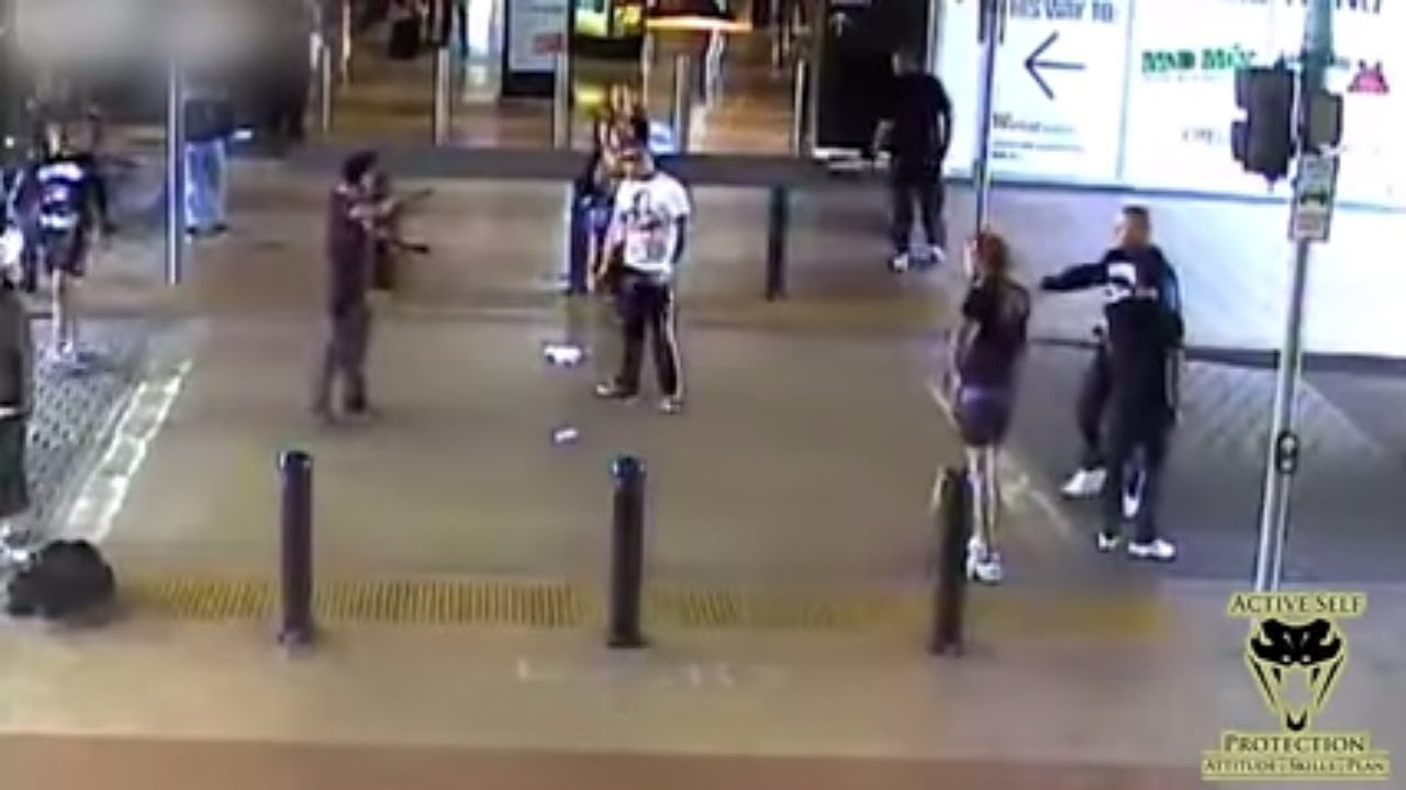 Bystander Gets Disarmed Stepping Into Third-Party Encounter   Active Self Protection