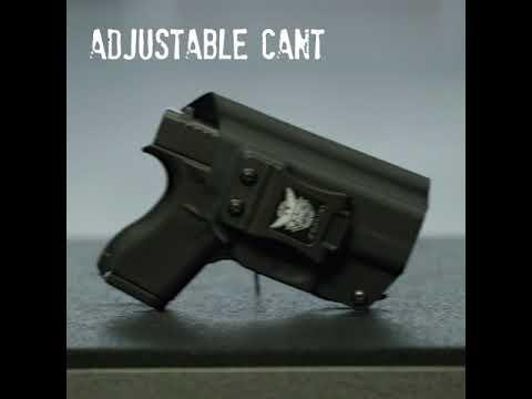 Glock 43 Appendix Rig Review - Spider Concealment
