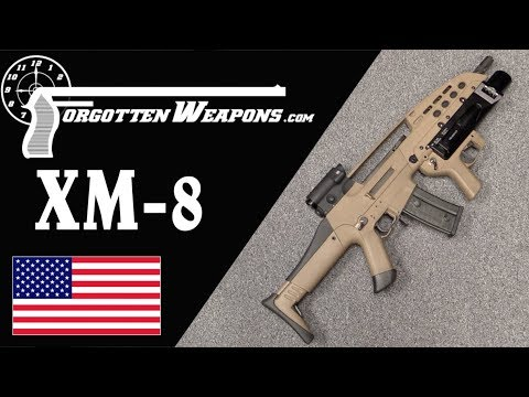 Almost Adopted: The H&K XM-8 Family