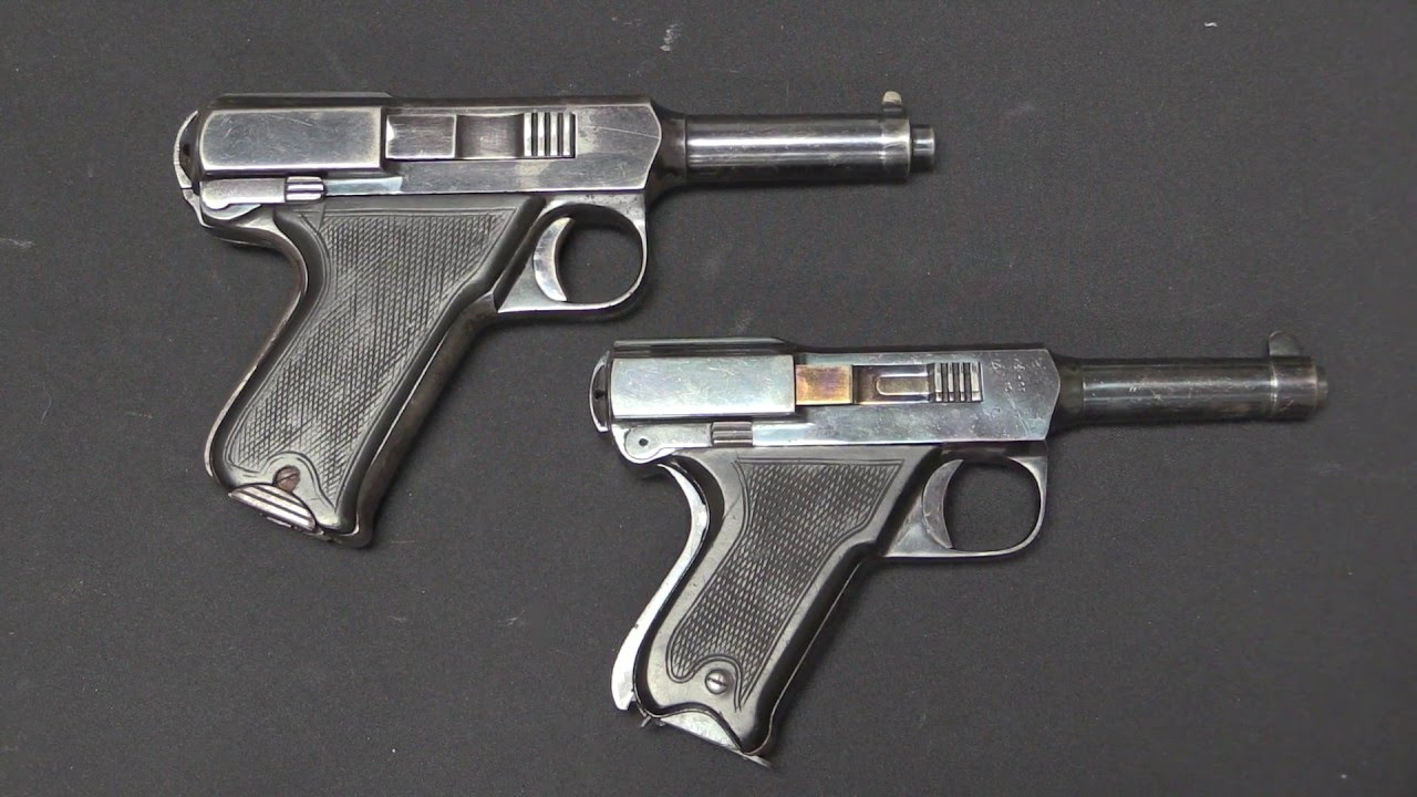 Reifgraber .38 S&W Automatic