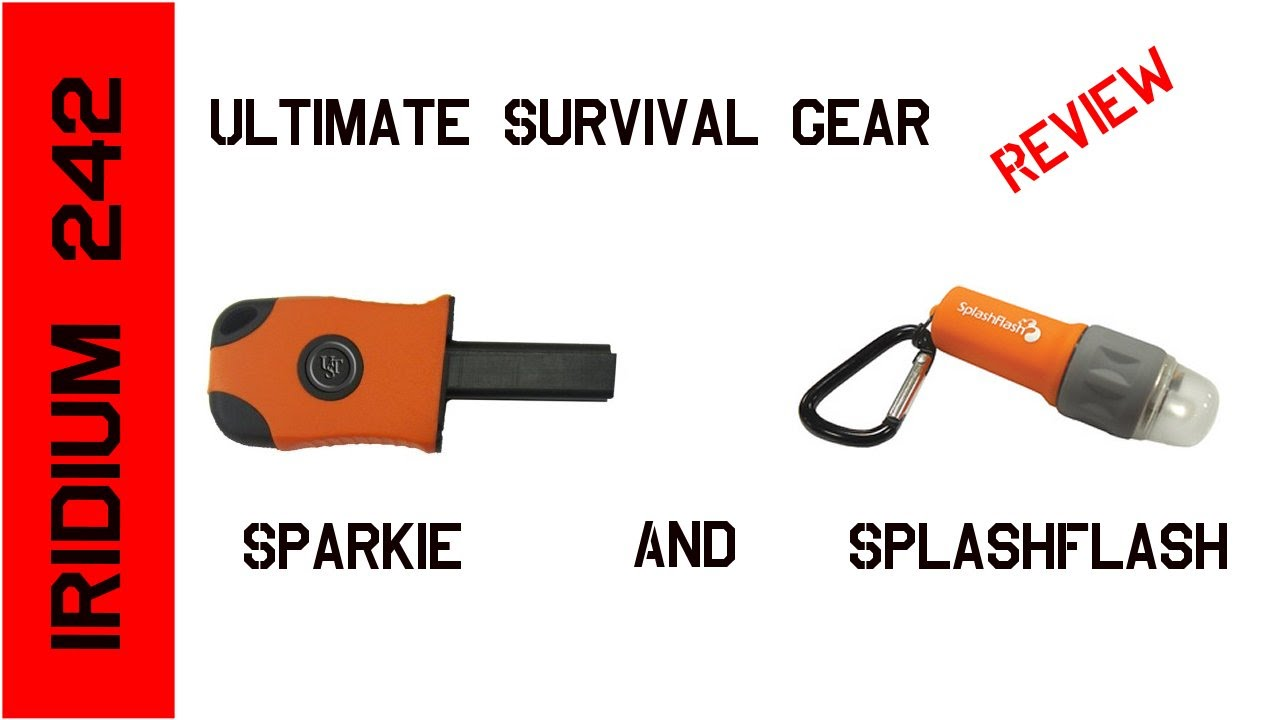 Two Handy Tools from Ultimate Survival Technologies