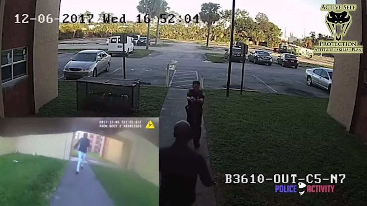 BCSO Deputies Show Remarkable Lack of Empty-Handed Skills | Active Self Protection