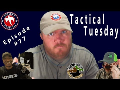 GunStreamer Joins Us:  Tactical Tuesday LIVE:  Episode 77