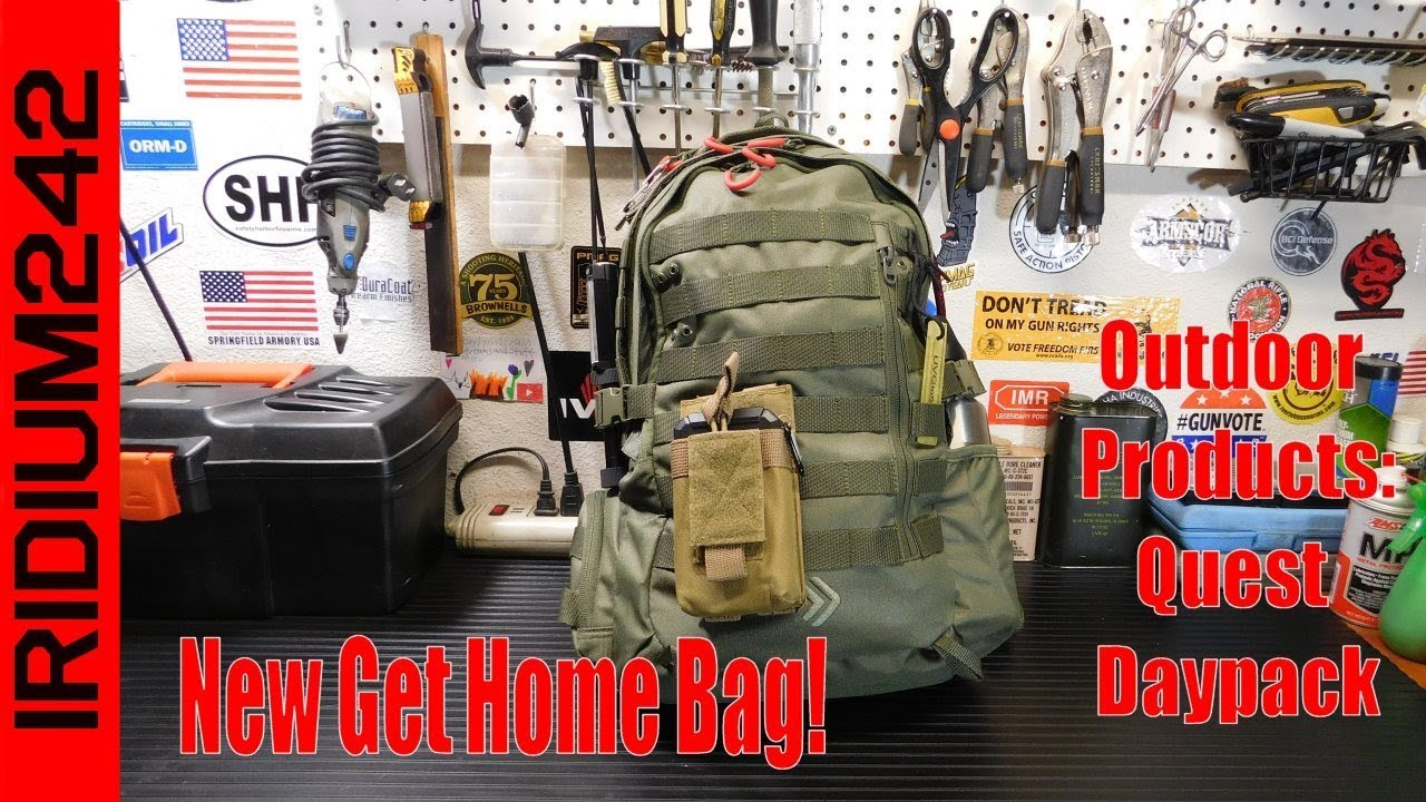 Quest DayPack: My New Get Home Bag