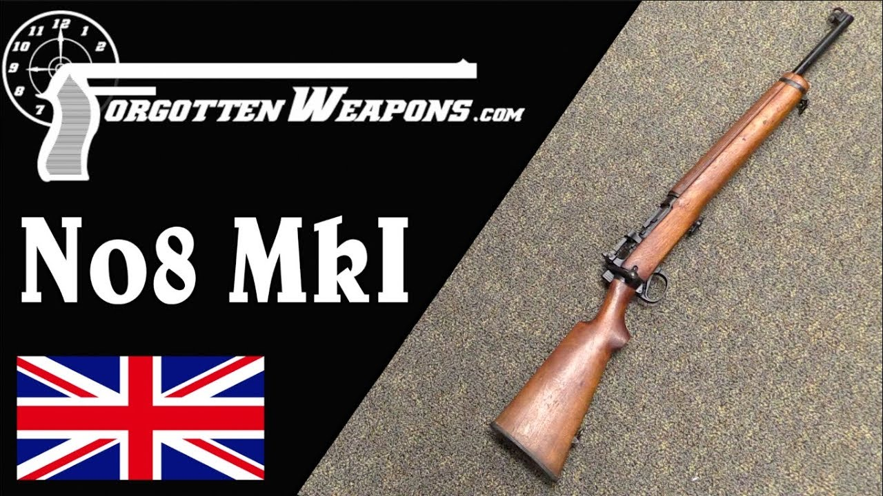 Britain Goes From Trainer to Competition: the No 8 Mk I