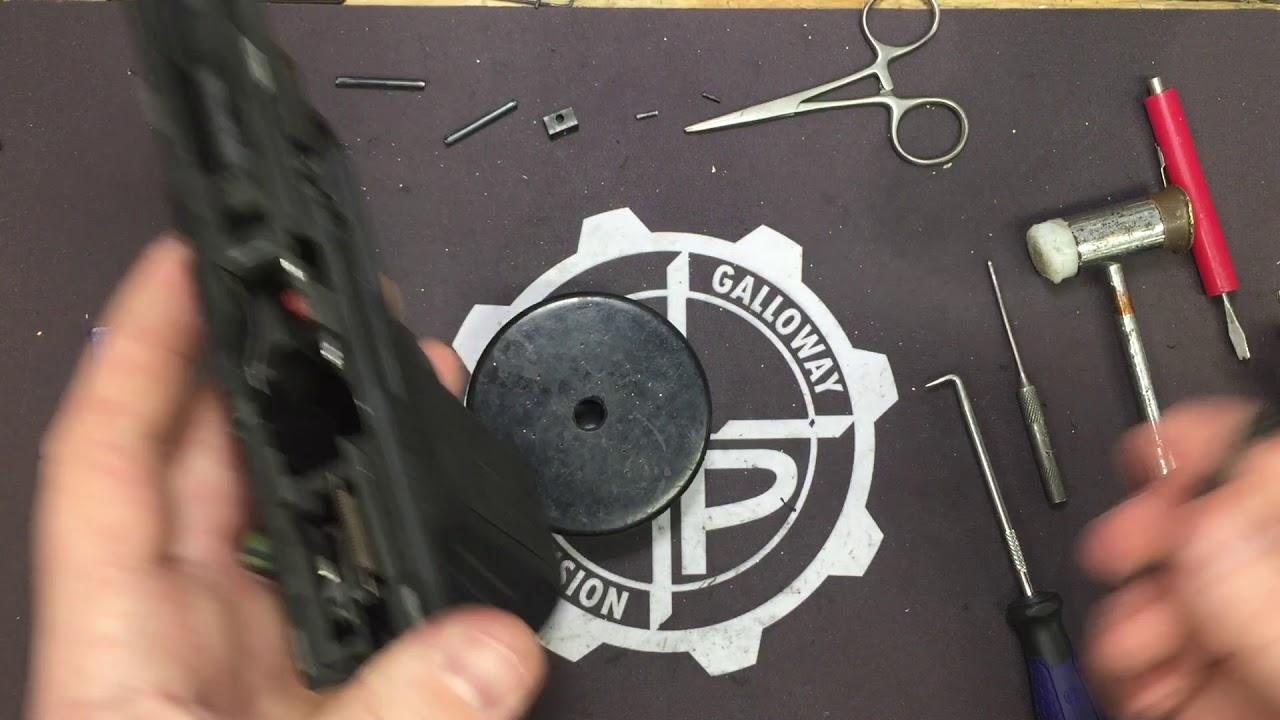Jefe Elite Trigger for the Canik SF Elite Installation