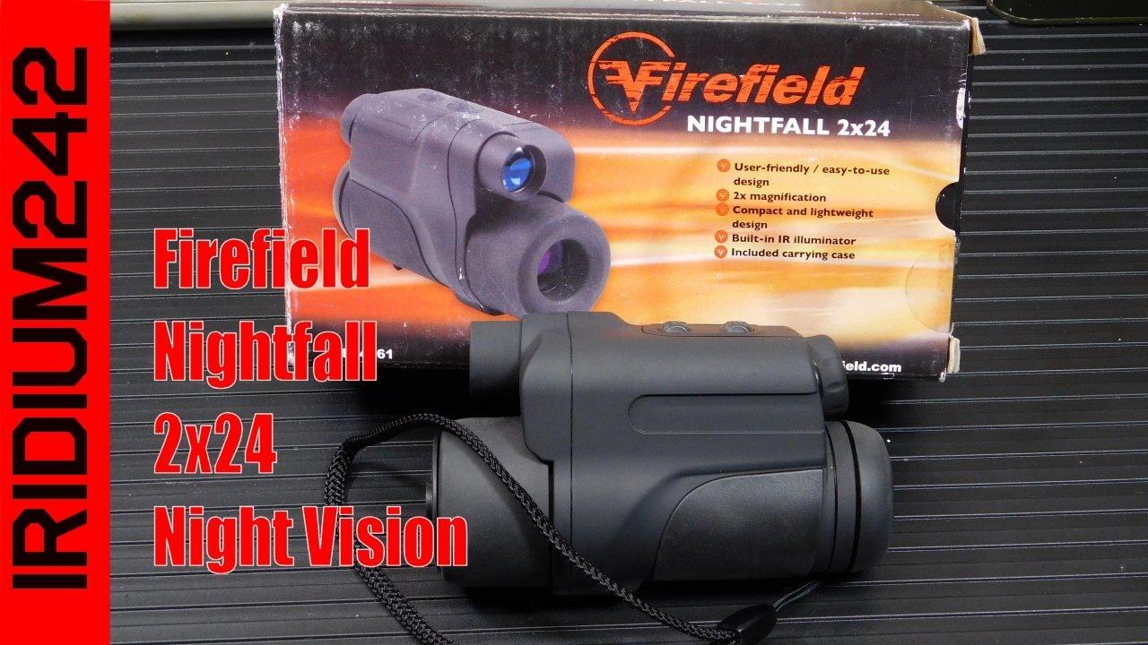 Firefield Nightfall 2x24 Night Vision Monocular