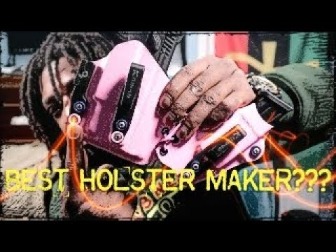 MY FAVORITE HOLSTER MAKERS!!