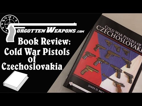 Book Review: Cold War Pistols of Czechoslovakia