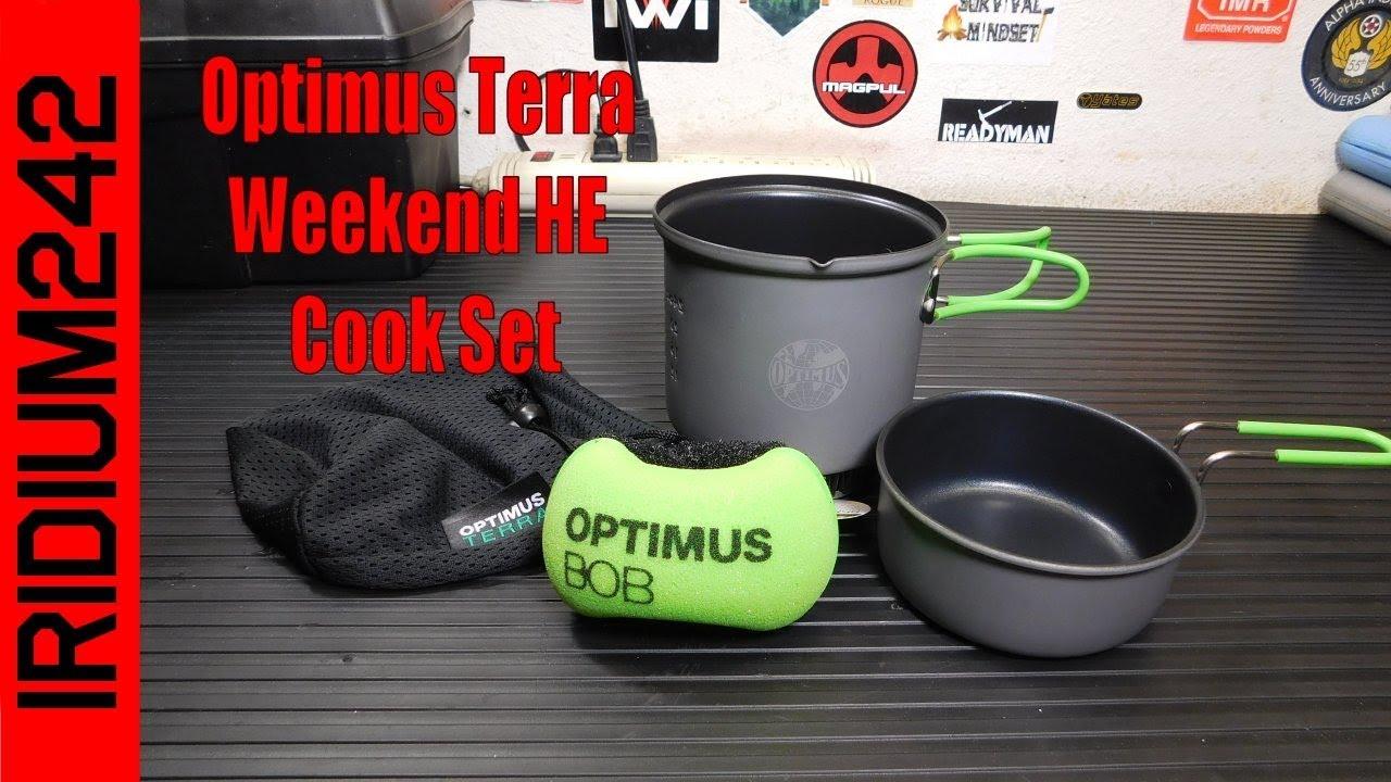 Optimus Terra Weekend HE Cook Set: Pretty Amazing!