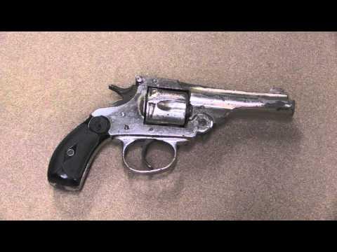 Smill & Welson Spanish Counterfeit Revolver