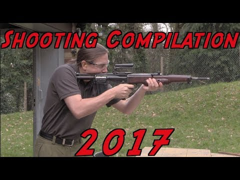 Just Shooting Compilation: 2017