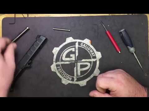 Beretta APX Striker Guide Installation