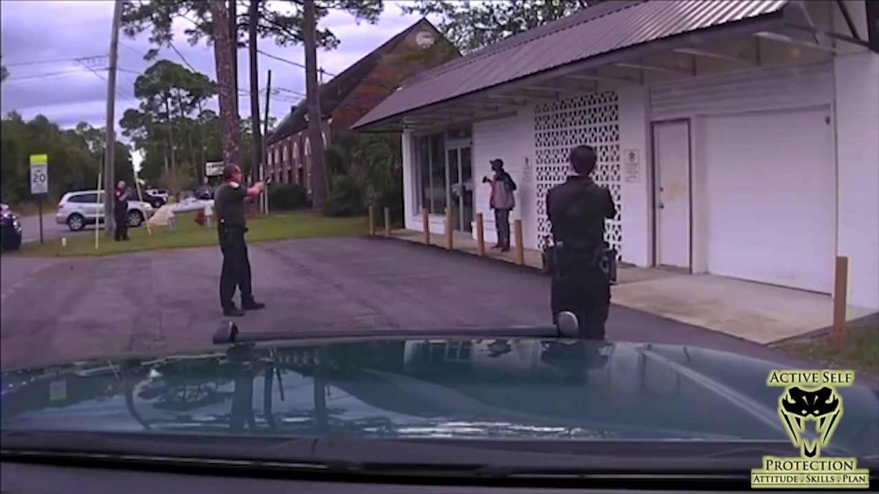 Felon in Possession Stopped by ECSO Deputies in Florida | Active Self Protection