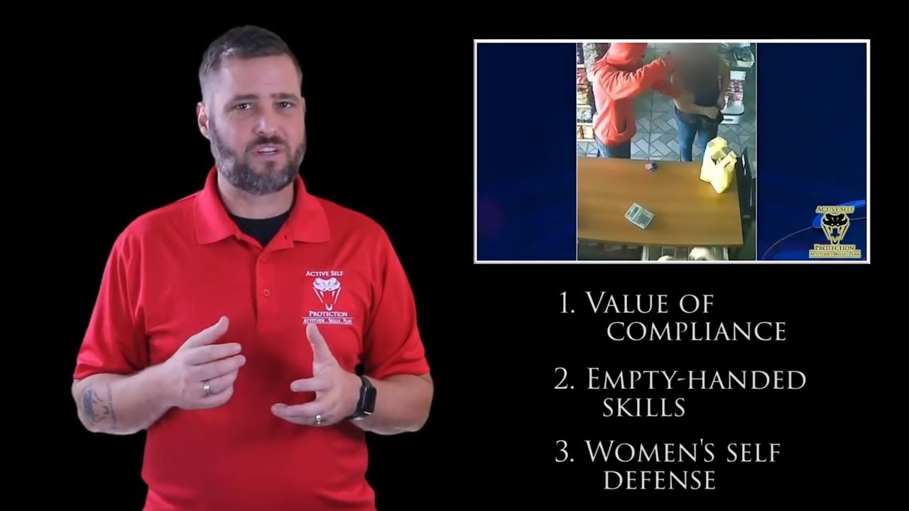 Without Empty-Handed Skills Compliance Can Be Valuable | Active Self Protection