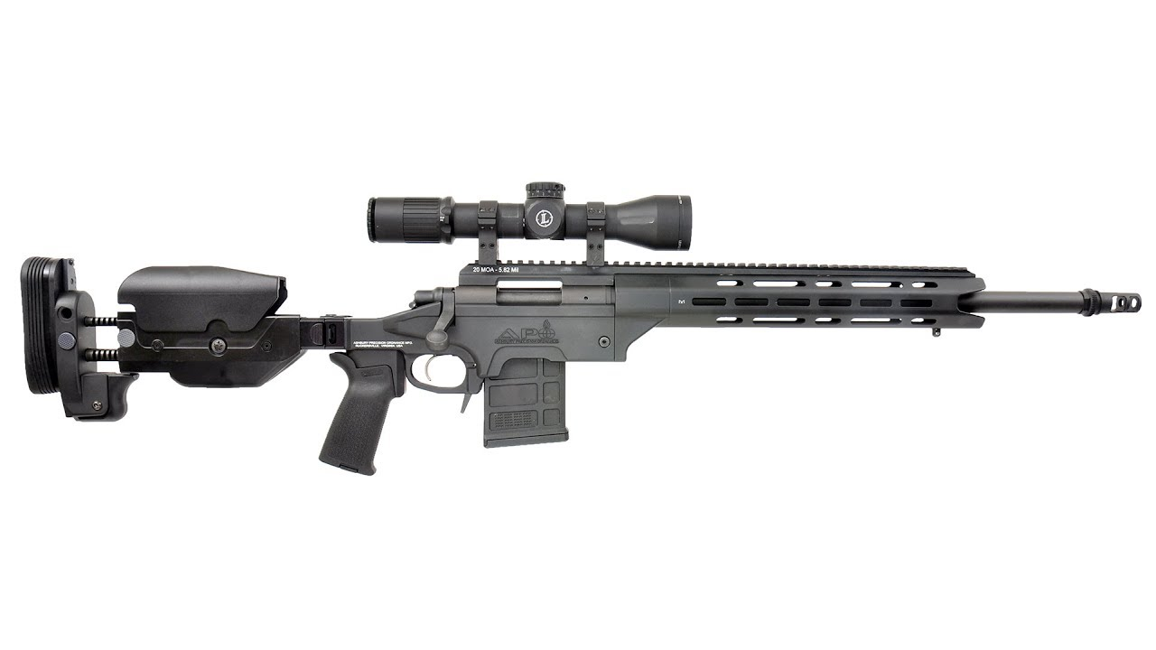 Shot Show 2019: Ashbury Precision Ordnance APO Sabre M700 TR Rifle