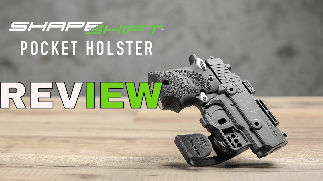A review of STICKY HOLSTERS for conceal carry