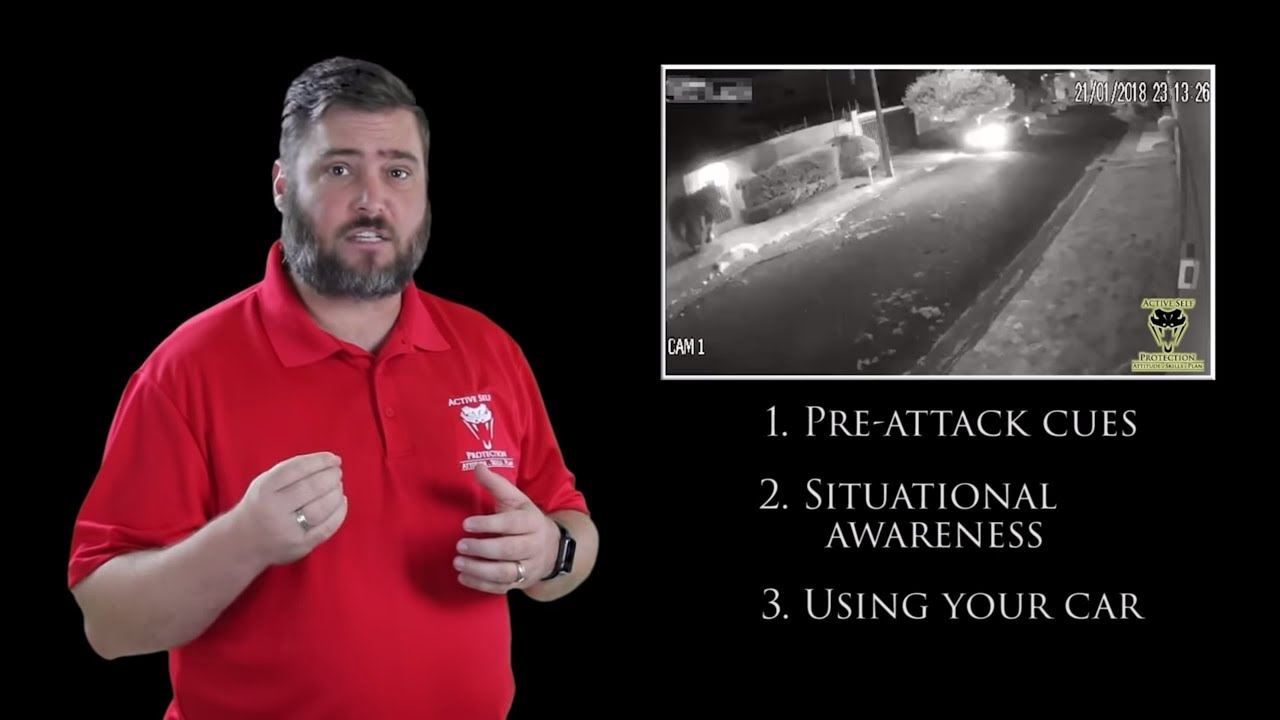 Uber Driver Treats Carjacker Like a Speed Bump | Active Self Protection