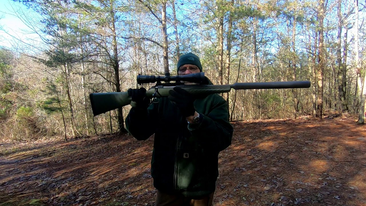 Liberty Suppressors Whitetail Integral System