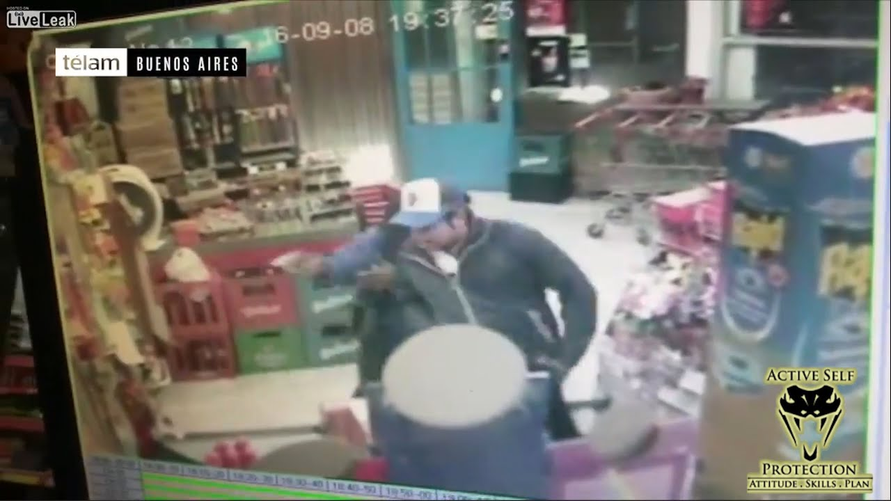 Armed Victim Pays the Ultimate Price to Stop Armed Robbery