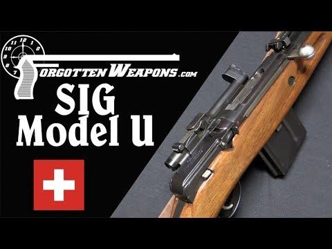 SIG's World War Two Semiauto Rifle: The Model U