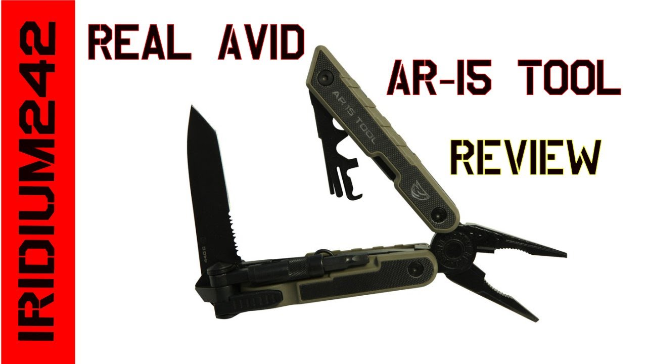 The Real Avid AR Tool