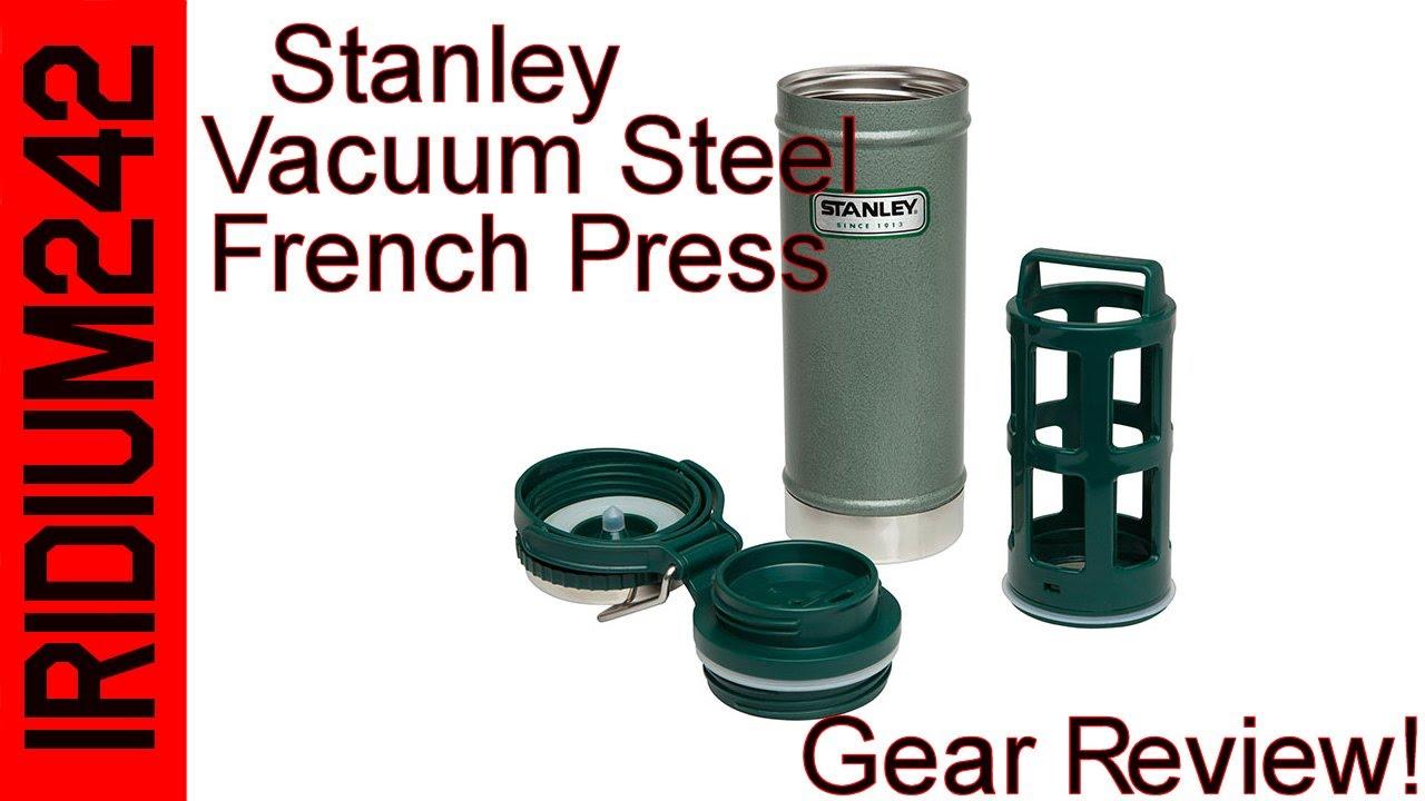 Stanley Vacuum Steel French Press
