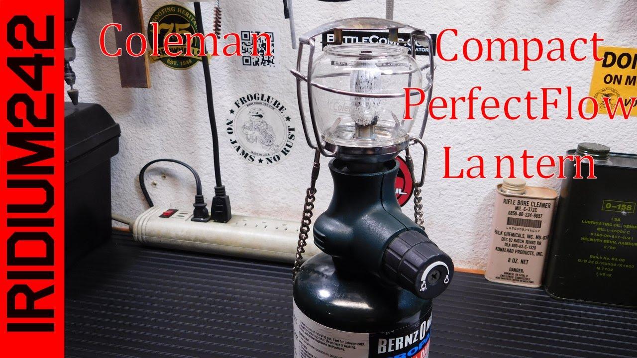 Coleman Compact PerfectFlow Lantern