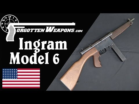 Ingram Model 6: Like A Thompson Without the Price Tag (Sort Of)