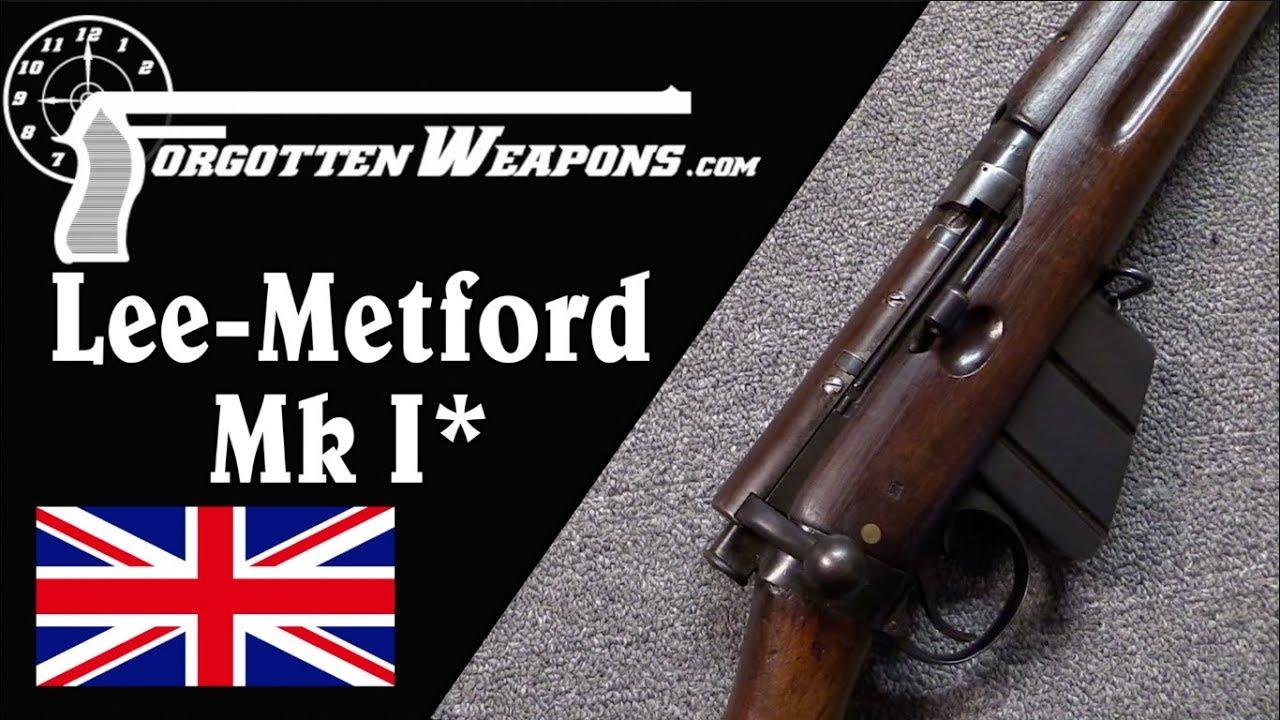 Lee Metford MkI*: Britain's First Repeating Rifle (Almost)