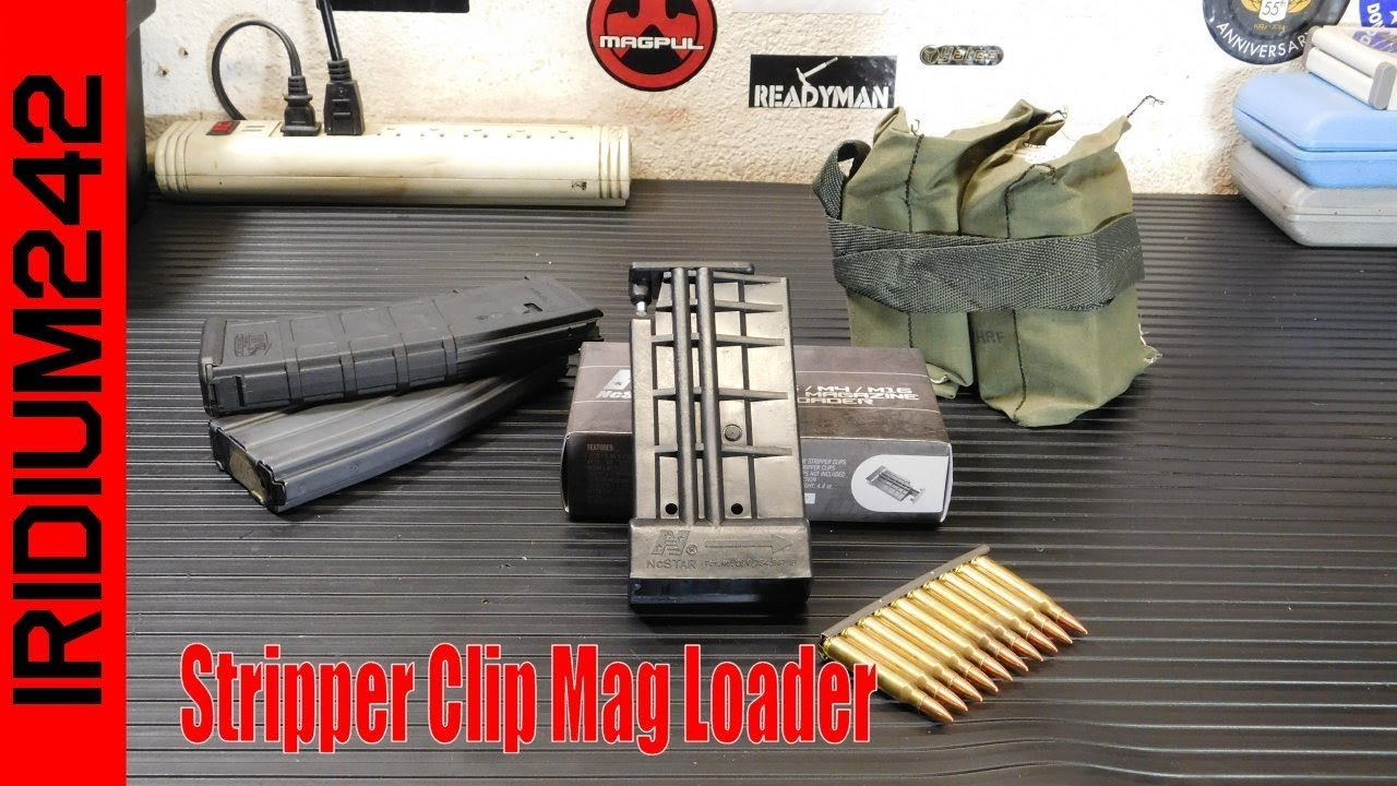 NcStar Stripper Clip Magazine Loader