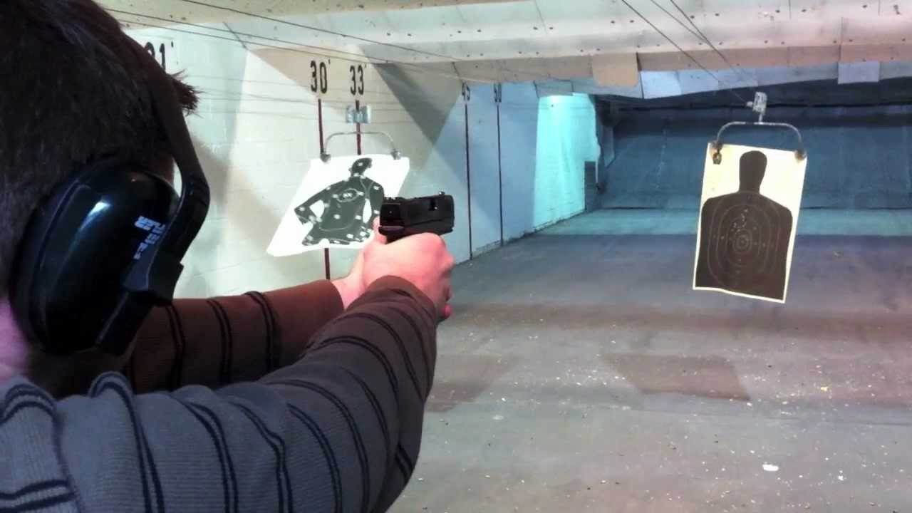 Springfield Armory XDm 9mm Unboxing & Shooting