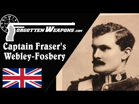 Captain Fraser's Webley-Fosbery: WWI in Microcosm