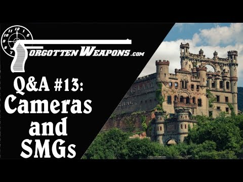 Q&A #13: Cameras, Surplus SMGs, Modern Rocket Balls, and More!