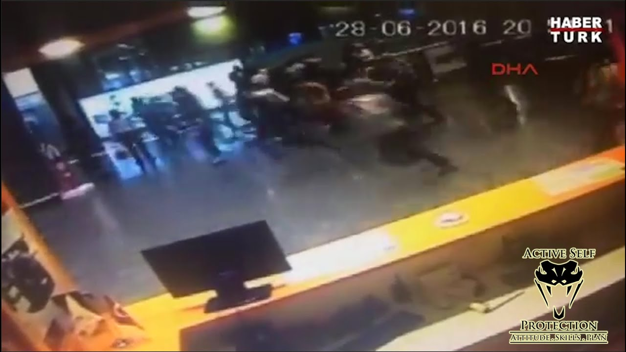 Terrorist Attack at Istanbul Airport Teaches Important Lessons