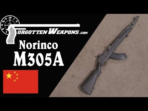 Communist Heresy: Norinco's M305A M14 in 7.62x39mm