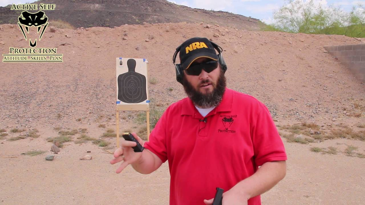 Glock 43 500 round update | Active Self Protection