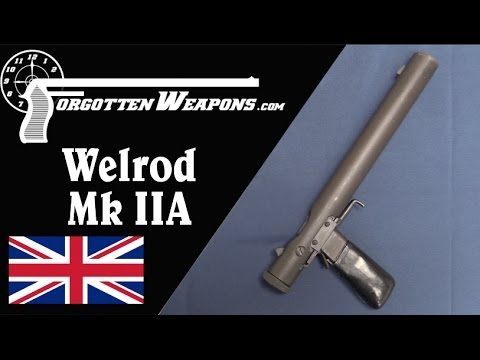 Silent But Deadly: Welrod Mk IIA