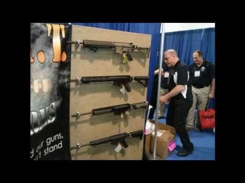 A walk around ShotShow 2014