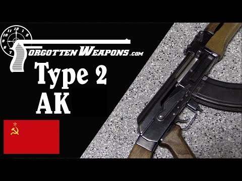 Russian Type 2 AK: Introducing the Milled Receiver