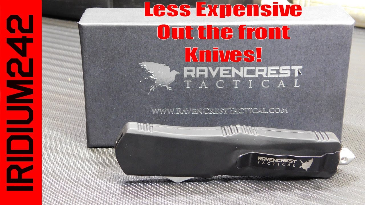 Less Expensive OTF (Out The Front) Knives