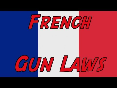 Overview of French Gun Laws