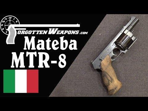 Mateba MTR-8