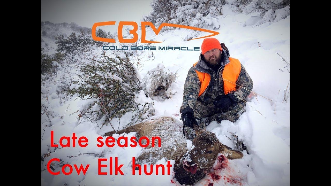 2018 Late Season Cow Elk Hunt